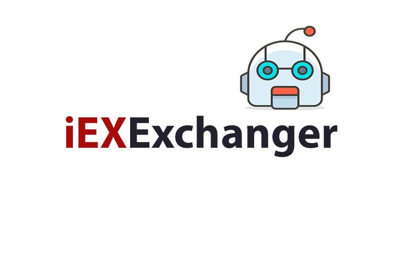 iEXBot для обменов в Telegram