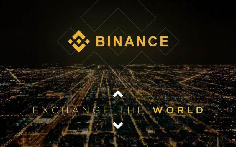 Покупка валюты по ордеру через биржу Binance